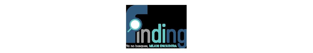 Finding, Logotipo